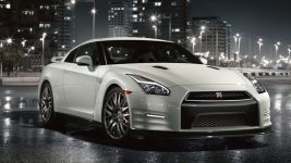 Nissan GT R PURE EDITION