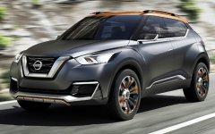 Nissan Kicks S 2017