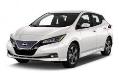 Nissan Leaf SV 2022