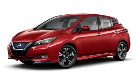 Nissan Leaf SV Plus 2022