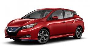 Nissan Leaf S 2022