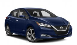 Nissan Leaf S Plus 2021