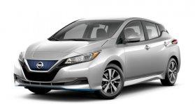 Nissan Leaf S Plus 2022