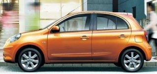 Nissan Micra SL