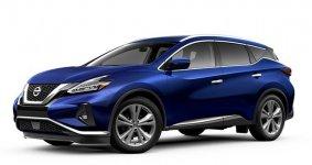 Nissan Murano SV FWD 2021