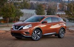 Nissan Murano S FWD 2018