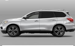 Nissan Pathfinder 4WD 2018