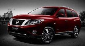 Nissan Pathfinder SV 4WD Hybrid
