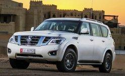 Nissan Patrol Desert Edition 2017