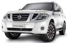 Nissan Patrol LE Platinum 2017