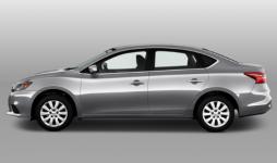 Nissan Sentra S 1.8 CVT 2019