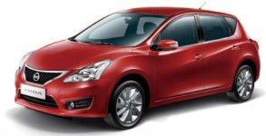 Nissan Tiida 1.8 SL Plus