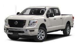 Nissan Titan XD Platinum Reserve 2022
