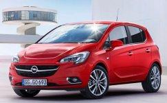 Opel Corsa 5 Doors