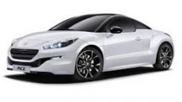 Peugeot RCZ 1.6L Turbo
