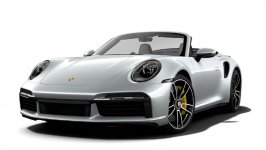 Porsche 911 Turbo S Cabriolet 2021