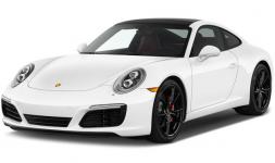 Porsche 911 Carrera 4 Cabriolet 2018
