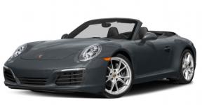 Porsche 911 Carrera 4 Cabriolet 2019