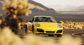 Porsche 911 Carrera T 2019