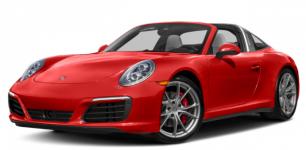 Porsche 911 Targa 4 2019