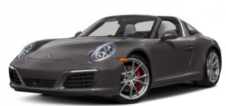 Porsche 911 Targa 4 GTS 2019