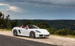 Porsche Boxster S Roadster 2020