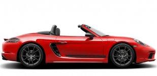 Porsche Boxster T Roadster 2020