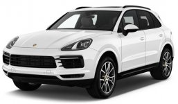 Porsche Cayenne Turbo AWD 2020