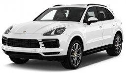 Porsche Cayenne Turbo AWD 2020