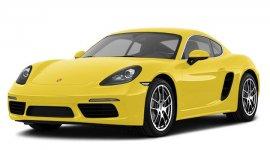 Porsche Cayman Coupe 2020