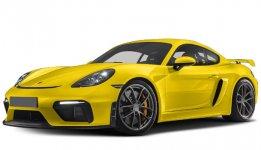 Porsche Cayman GT4 Coupe 2020