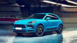 Porsche Macan 2.0 Turbo 2019