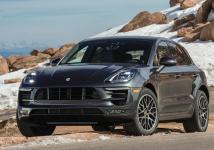 Porsche Macan GTS 2018
