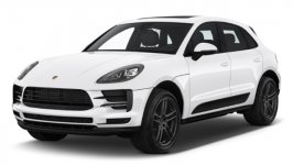 Porsche Macan Turbo 2021
