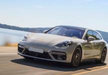 Porsche Panamera 4 Sport Turismo 2018