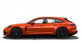 Porsche Panamera GTS Sport Turismo 2020