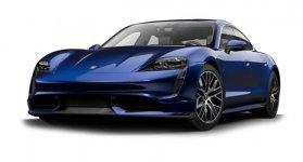Porsche Taycan 4S 2020