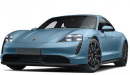 Porsche Taycan Turbo S 2020