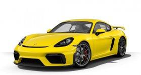 Porsche 718 Cayman GT4 2022