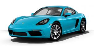 Porsche 718 Cayman S PKD (Automatic)