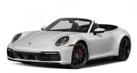 Porsche 911 Carrera Cabriolet 2022