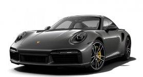 Porsche 911 Turbo S 2022