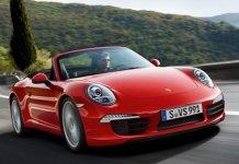 Porsche Carrera / 911 Cabriolet 3.4 (M)