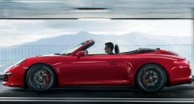 Porsche Carrera / 911 GTS Cabriolet 3.8 (M)