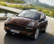 Porsche Cayenne Diesel 3.0 (A)