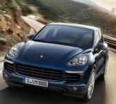 Porsche Cayenne S Diesel 4.2 (A)