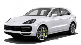 Porsche Cayenne Turbo S E-Hybrid 2022
