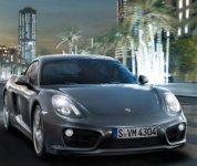 Porsche Cayman 2.7 (M)