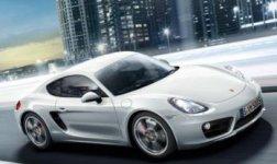 Porsche Cayman S 3.4 (M)