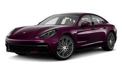 Porsche Panamera 4 E-Hybrid 10 Years Edition 2020